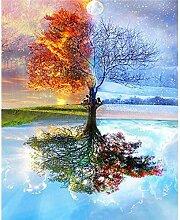 LPLH Puzzle 1000 Stück Landschaft Bild Landschaft