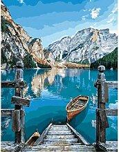 LPLH Puzzle 1000 Stück See Landschaft auf