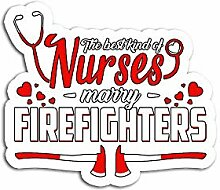 Lplpol 3 Stück Aufkleber Krankenschwester Leben