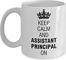 Lplpol Keep Calm and Let The Assistant Principal