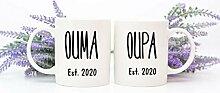 Lplpol Ouma and Oupa Kaffeebecher-Set