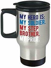 Lplpol Proud Army Sister Step Brother Soldier Hero