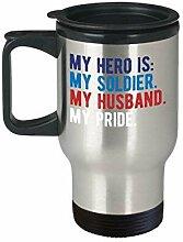 Lplpol Proud Army Wife Husband Soldier Hero