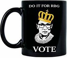 Lplpol RBG Ruth Bader Ginsburg RBG-Becher Supreme