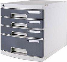 LPYMX Aktenschrank, Büro-Aufbewahrungsbox,