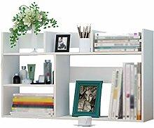 LPYMX Wall Decoration Tisch Bücherregal Einfache