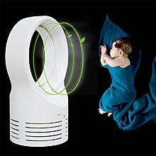 LQ-Tower Fan Tragbarer Schreibtischventilator Kühlender Tischventilator 30W Blattloser Ventilator Ventilateur Sans Pales Turmfan