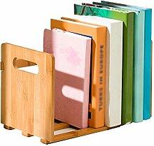 LQQFF Einfaches Tischregal, Schreibtischregal