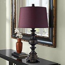 LQQFF Stehlampe, vertikale Lampe im Retro-Stil