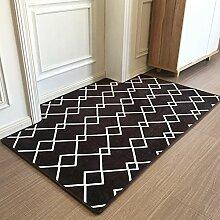 LQQGXLNordic einfacher moderner Teppich/Teppich