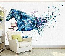 Lqwx 3D Wallpaper Benutzerdefinierte Wandbild