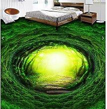 Lqwx Bodenbeläge selbstklebende Malerei 3d Magic