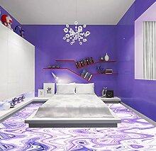Lqwx Custom 3D Wallpaper, Abstract Wallpaper Für Wände Grün 3D-Stock Dekor Selbstklebend Wasserdicht Pvc Bodenbeläge 350 Cmx 245 Cm