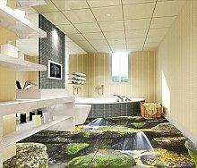 Lqwx Home Einrichtung Modern Vinyl Bodenbelag Kleber Tapeten Für Wohnzimmer Schlafzimmer 3 D Stock Wandmalereien Anpassen 300Cmx210Cm