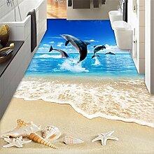 LqwxOcean Beach Strand starfish Wohnzimmer