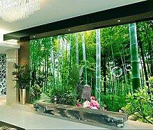 Lqwx Wallpaper Für Wände 3D Wandbild Tapeten Moderne Landschaft Benutzerdefinierte Bambus Pfad Tapete Vlies Tapeten Für Wohnzimmer 200 Cmx 140 Cm