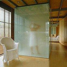 LRQY Privatsphäre Bereift Glasaufkleber Dekorativ