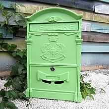 LRW Europäische Art-Briefkasten-Landhaus-im