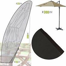 LS Design Ampelschirm Schutzhülle Schirm Husse