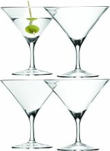 LSA International 180 ml, Martini-Glas, transparen