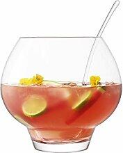 LSA International G1568-24-301 Rum Punchbowl &