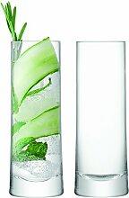 LSA International Gin Highball-Glas 380ml klar x