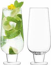 LSA RU02 Rum Mixer, Glas, 550 ml, transparent, 2