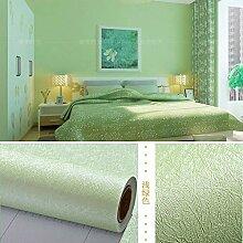 lsaiyy Tapete Schlafzimmer einfarbig Perlweiß