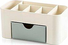 LSGDSXMIY Kreative Kunststoff Schublade Desktop