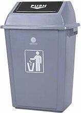 LSHWHT HWH- Haushalt Kunststoff Mülleimer, Küche