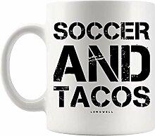 Lsjuee Fußballspieler Geschenke - Fußball Tacos