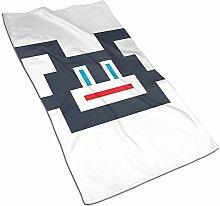 Lsjuee Pixel ApeKitchen Handtücher-Geschirrtuch,