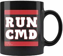 Lsjuee Run CMD Informatik Programmierer Nerd Coder