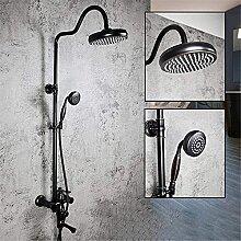 LSNLNN Wasserhähne, Luxus Alle Badezimmer Dusche
