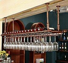 LSNLNN Weinregale, Hängender Weinglashalter