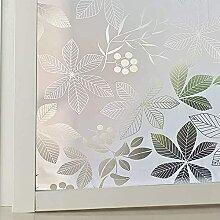 lsrrret Fensterfolie, mattes Glas, dekorativer