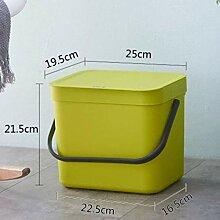 Lszdp-Abfalleimer Küchenabfall Papierkorb