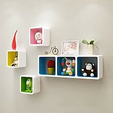 LTJTVFXQ-shelf Wand-Regal-kreative