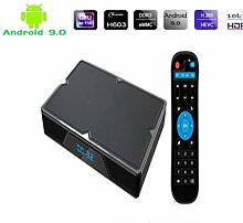 LTLZCY Android TV Box[4G+64G] Android 9.0 TV Box