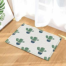 LTZDZ Wüstenpflanzendekoration. Grüner Kaktus