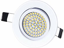 Lu-Mi LED Einbaustrahler flach 230V - Ultra Flach