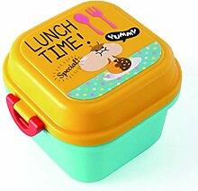Luanda* kinder Lunchbox - 2 Schichten mädchen