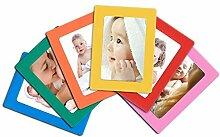 Lubber Magnet-Bilderrahmen für Kühlschrank, 6,3