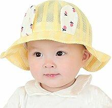 Lubier Baby Sonnenschutz Bucket Hat Fisherman