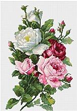 Luca S Bouquet of Roses, Bilderrahmen zur