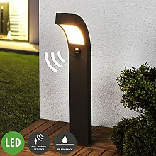 Lucande LED Außenleuchte 'Lennik' mit