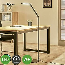 Lucande LED Stehlampe 'Salome' dimmbar
