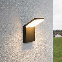 Lucande - Nevio - LED-Außenwandleuchte