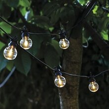 Lucas LED Outdoor Party Lichterkette