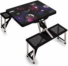 Lucas/Star Wars Death Star Tragbarer Picknicktisch